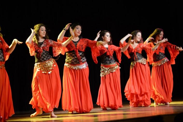 Danses adultes - Danse orientale