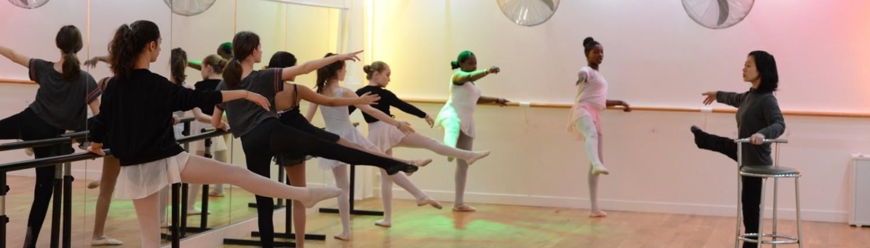 Danses adultes - Danse classique