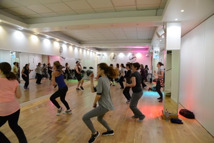 Danses adultes - Zumba