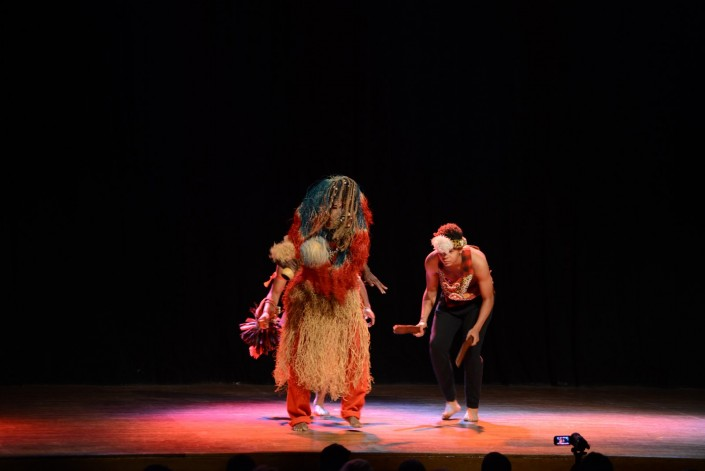 Danses adultes - africaine
