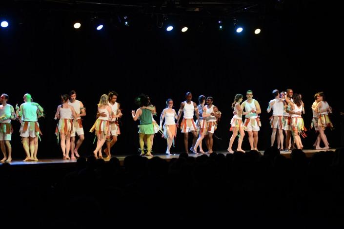 Danses adultes - Danse brésilienne