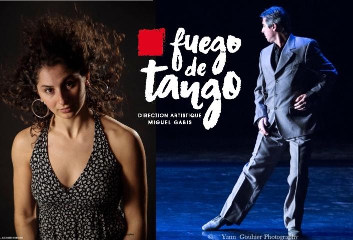 Danses adultes - Tango